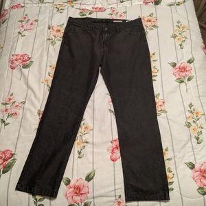 Private member black jeans